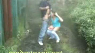 Mumbai girl archana with her lover in khandala mms