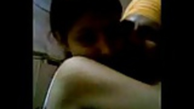 desi-punjabi couple making love