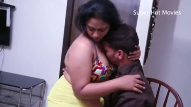 Telugusex mms big boobs chubby aunty with servant