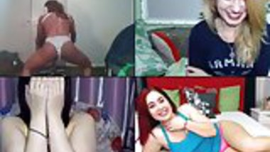 Group call - humiliated on cam
