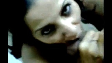 Horny wife from Bangalore loves this penis a lot