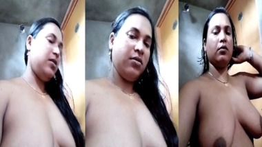 Desi Bhabhi nude bath video for her FB friend goes live