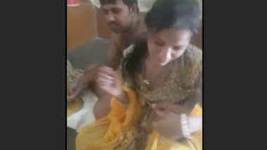 Desi local randi fun