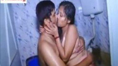Devar enjoy hot shower sex with his Indian bhabhi